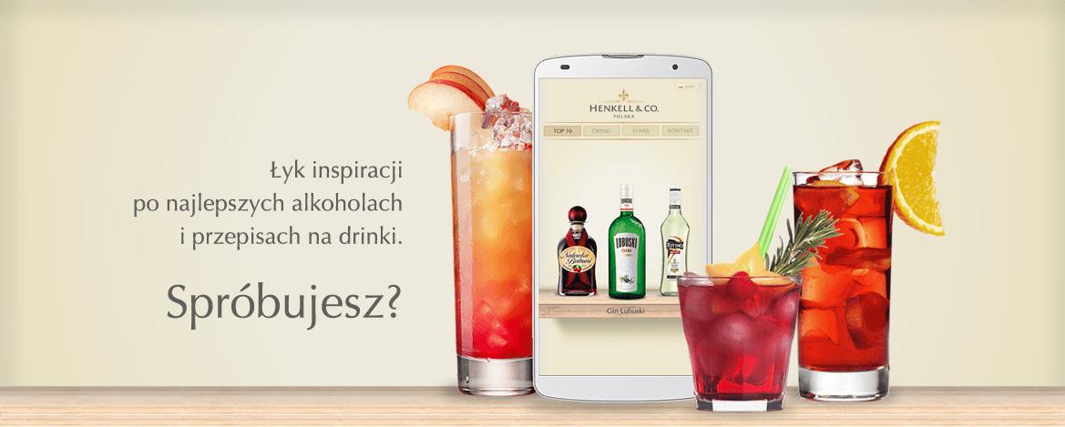 Aplikacja Henkell Polska