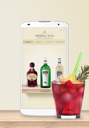 Aplikacja mobilna Henkell