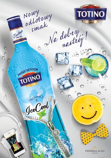 Totino Music Edition Ice Cool