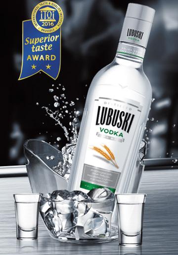 LUBUSKI VODKA to wódka absolutnej jakości premium