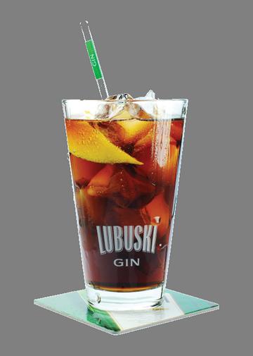 Gin Lubuski & COLA