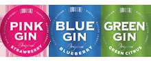 Logo Pink Gin