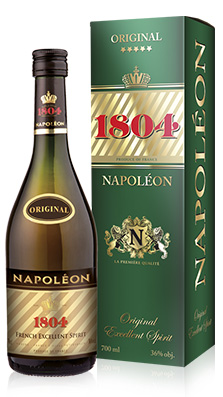 1804 NAPOLÉON - kartonik