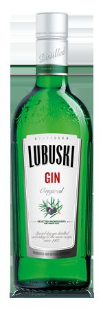 LUBUSKI GIN 0,7