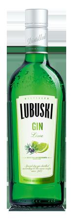 LUBUSKI GIN 0,7 LIME