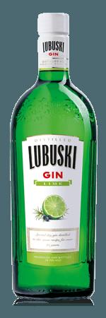 LUBUSKI GIN 0.7 LIME