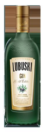 LUBUSKI GIN Gold Edition