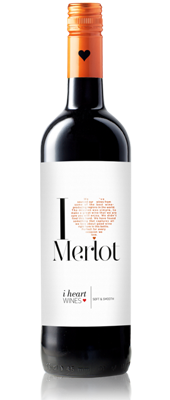 I HEART Merlot 0.75