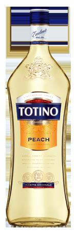 Totino Peach