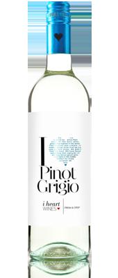 I HEART Pinot Grigio 0.75