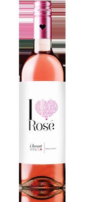I HEART Rose 0.75