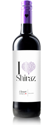 I HEART Shiraz 0,75